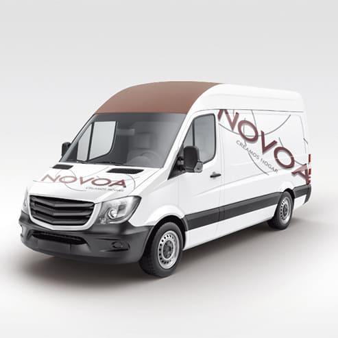 Rotulación de vehículos particulares o empresa
